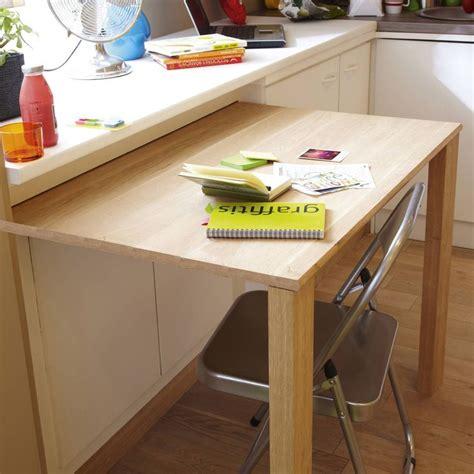 meuble cuisine avec table escamotable meuble de cuisine avec table escamotable 1 table