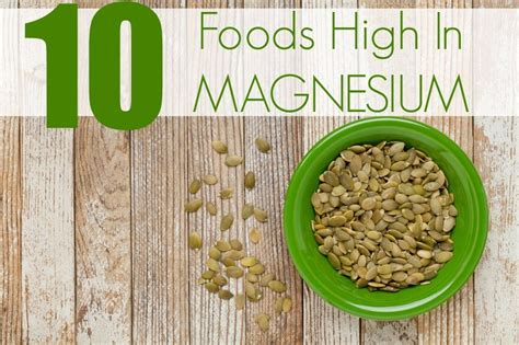 foods high  magnesium  coconut mama