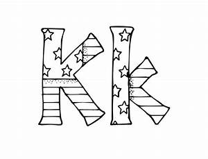 26 Best Alphabet Patriotic Coloring Pages For Kids