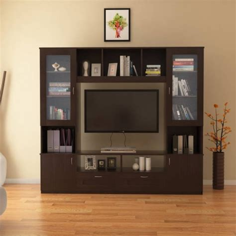 hometown missouri engineered wood tv entertainment unit