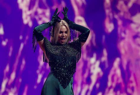 Dziedātāja Samanta Tīna neiekļūst Eirovīzijas dziesmu konkursa finālā | liepajniekiem.lv