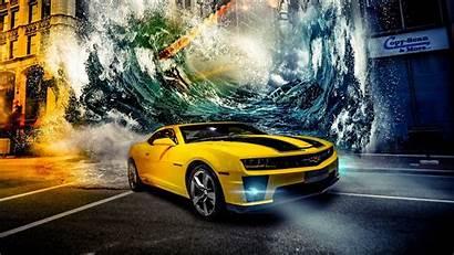 Camaro Bumblebee Wallpapers Chevrolet Cars Desktop Computer