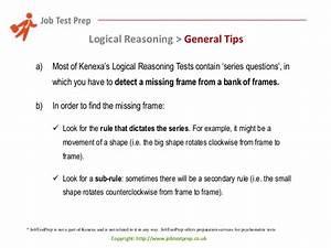 Preparation For Kenexa U0026 39 S Logical Reasoning Tests