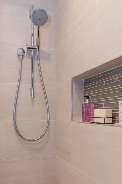 Standard Tile Supply Co Totowa Nj by Classic Contemporary Master Shower Niche Contemporary