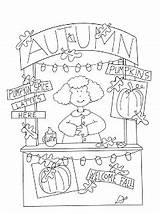 Digi Stamps Coloring Halloween Dearie Dolls Freedeariedollsdigistamps sketch template