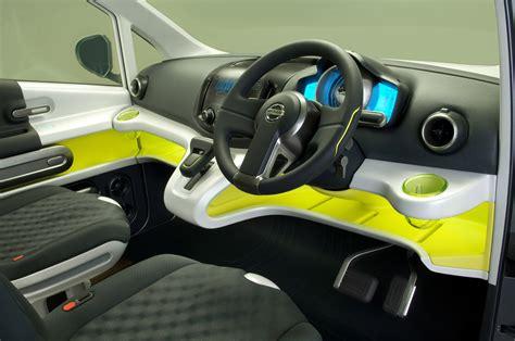 Nissan Nv200 Concept Picture 11338