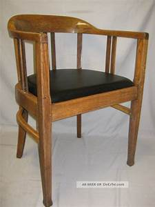 Art Deco Stuhl : armlehnstuhl jugendsti art deco gropius stuhl holzstuhl schreibtischstuhl antik ~ Eleganceandgraceweddings.com Haus und Dekorationen