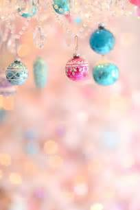 pastel ornament wonderland bokeh christmas photography 8x10 shabby cottage holiday home decor