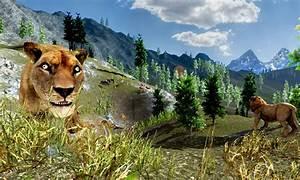 Free Lion Vs Tiger 2 Wild Adventure APK Download For