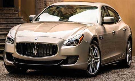 Maserati Logo, History Timeline And List Of Latest Models