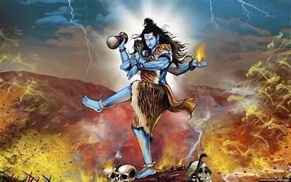 Shiva Wallpapers Lord Tandav Dance Wallpapersafari