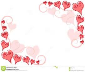 Heart Corner Border Clip Art