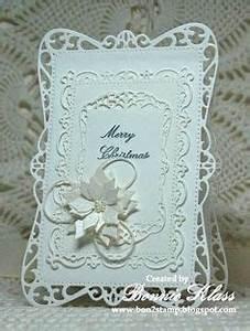 Spellbinders Christmas Cards on Pinterest