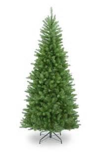 6ft columbia spruce slim artificial tree garden world