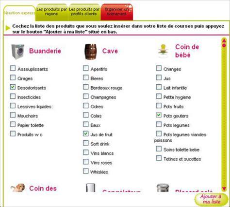 liste magasin la auchan calcule l itin 233 raire id 233 al pour faire ses courses en magasin