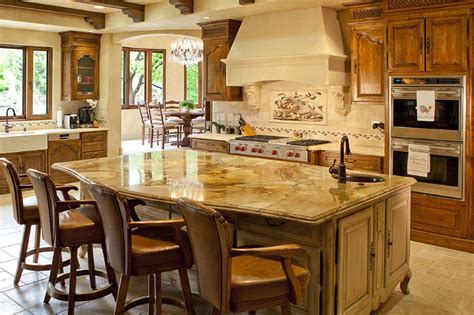 kitchen islands with granite stunning kitchen granite counter island traditional 5276