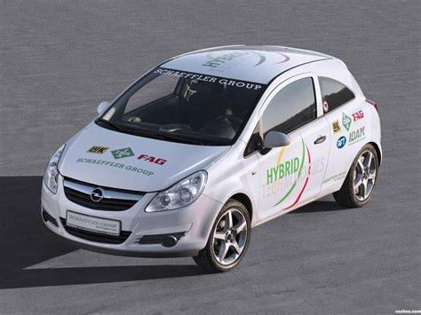 Fotos De Opel Corsa Hybrid By Schaeffler Group 2018