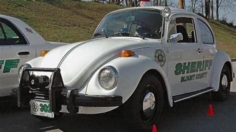 beetle police car aircooled vw south africa