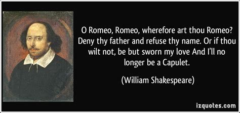 romeo and juliet setting quotes