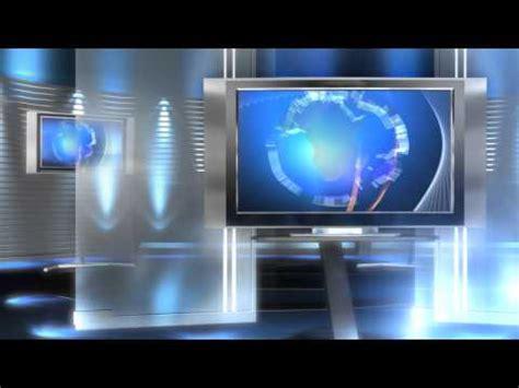virtual newsroom set background video  hd hd youtube