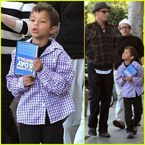 Jackson Chambers Photos, News and Videos | Just Jared