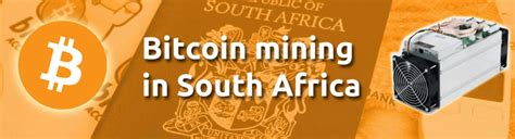 Users looking to buy bitcoin in south africa can do so from one of the many exchanges available in the country. Bitcoin mining South Africa - Bitcoin South Africa