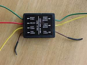 Using Break Lights For Turn Signals Relay