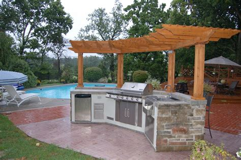 furniture remarkable prefab outdoor kitchens  outdoor