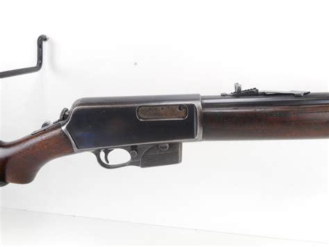 Winchester Model 07 Caliber 351 Sl Switzers