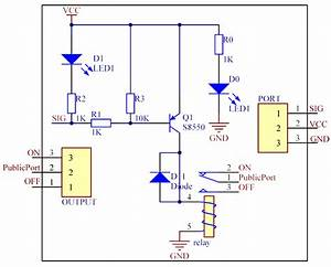 Relay Low  For Arduino
