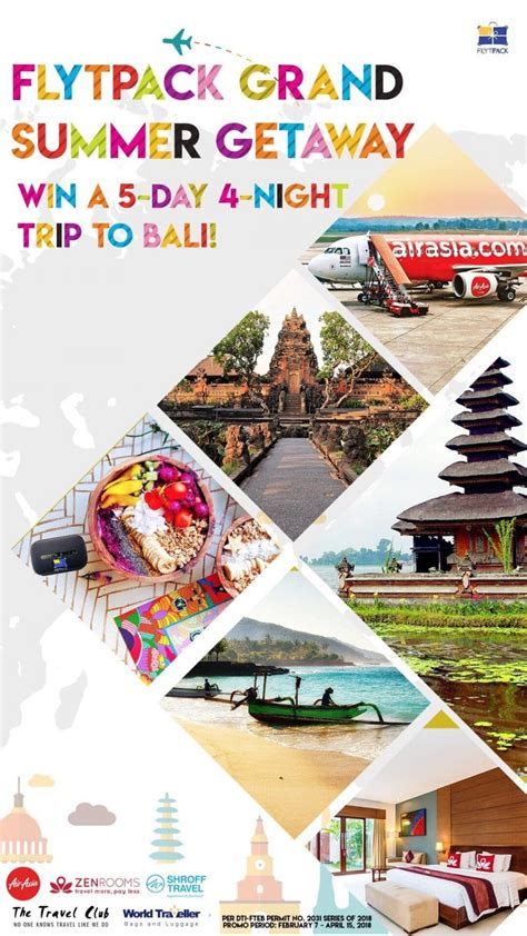 win  trip  bali indonesia  joining  flytpack