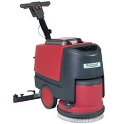 Automatic Floor Scrubber 18 Jl E by 17 Inch Mastercraft Automatic Floor Scrubber