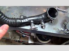 Aftermarket bov on stock bmw n54 charge pipe info YouTube