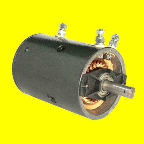 Electric Winch Motors by Electric Winch Motor Ebay