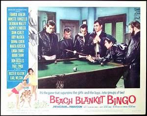Beach Blanket Bingo (1965) Movie