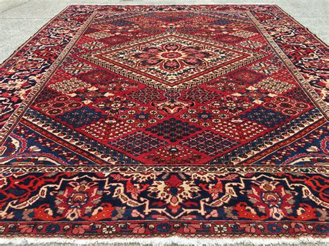 Wool Rugs by 11x13 Knotted Iran Rug Woven Wool Heriz