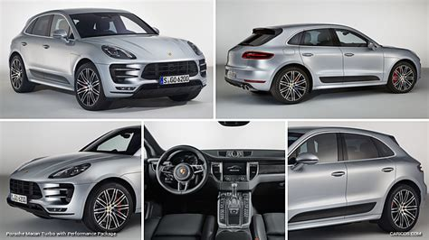 Macan Turbo With Performance Package by 2017 Porsche Macan Turbo With Performance Package