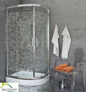 Viertelkreis Duschkabine 80x80 : duschkabine duschabtrennung viertelkreis glas 80x80 90x90 ~ Watch28wear.com Haus und Dekorationen