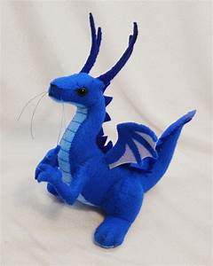 Little Dragon Plushie By Sewlolita On Deviantart