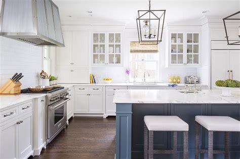 small white kitchen island kitchen calcutta gold marble countertop white kitchen blue island small white kitchens