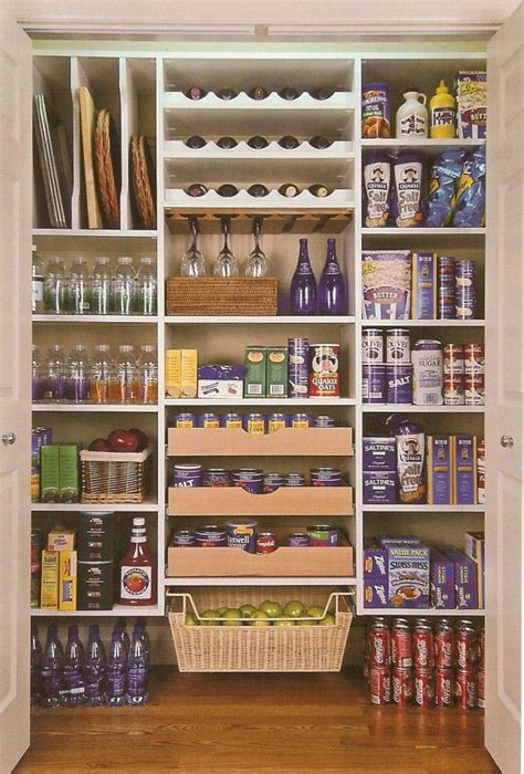 Pantry Systems Organizers Kitchen Storage With Designs 15