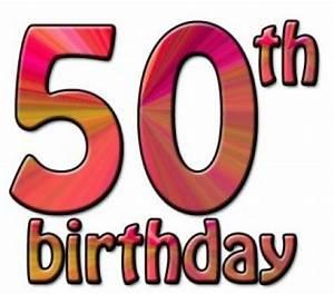 50th birthday celebrations - Birthday Party Ideas