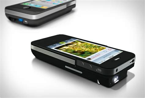 iphone 5 projector iphone pocket projector
