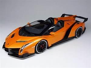 Lamborghini Veneno Roadster : kyosho 1 18 lamborghini veneno roadster orange ~ Maxctalentgroup.com Avis de Voitures