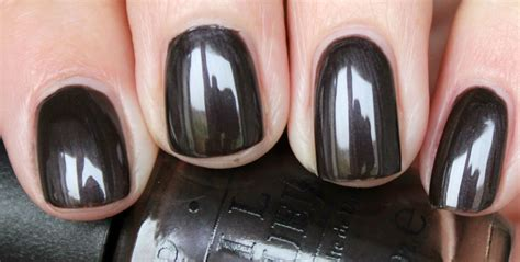 love is hot and coal opi nailtastic opi love is hot and coal