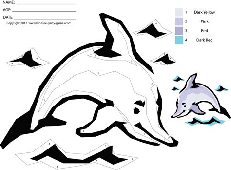 Free Cartoon Dolphin Pictures, Download Free Clip Art