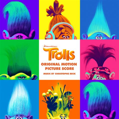 Trolls Original Motion Picture Score