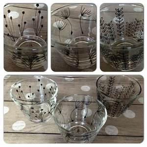 Tassen Bemalen Stifte : porcelaine pen on ikeas candle cups fun quick and so easy crafty pinterest ~ Yasmunasinghe.com Haus und Dekorationen