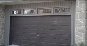 faire installer une porte de garage quel est le cout With installer une porte de garage