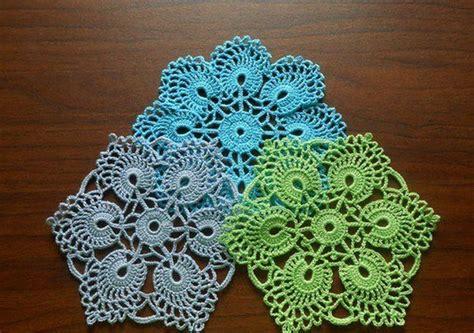 image modele napperon au crochet gratuit